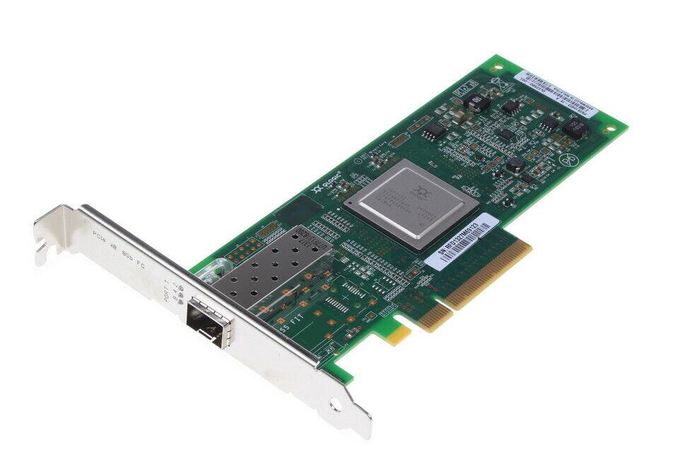 Dell/QLogic QLE2560 8Gb FC HBA // FULL profiles // 0R1N53