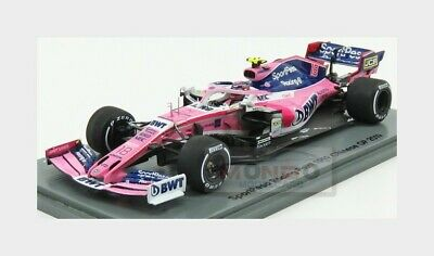 f1 gp china 2019 lance stroll s6086 Spark 1:43 Racing Point rp19 BWT f1 1000