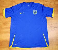 Nike Brazil 2008/2010 away shirt (Size XL)