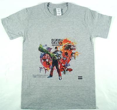 RZA Bobby Digital Grey T-Shirt Size S-XXXL Wu-tang odb Raekwon hip hop supreme