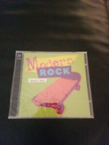 Modern-Rock-Early-039-90s-Time-Life-Music-Compilation-CD-2000-2-Discs