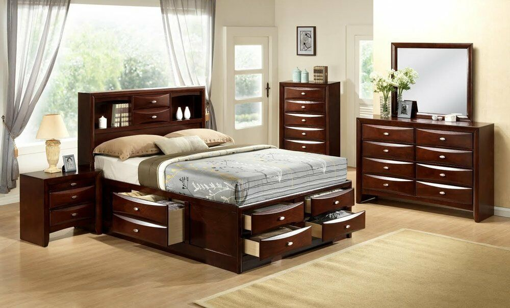 Ashley Furniture B720 Birlanny Queen Or King Size Panel Bed