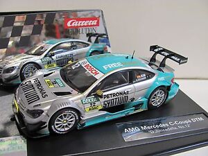 Carrera-Evolution-27510-AMG-Mercedes-C-Coupe-DTM-034-D-Juncadella-034-No-12-NEU