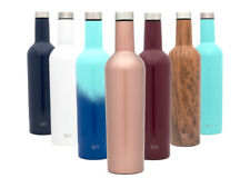 Simple Modern Spirit 25oz Wine Bottle - Reusable Double Wall Vacuum Insulated