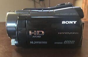 Sony-HDR-SR11-Handycam