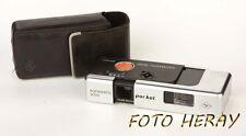 Agfamatic Pocket 3000 analoge 110 Kamera Blende ist defekt 02874