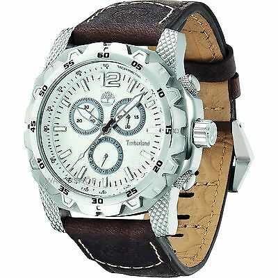 Timberland 13318JS-04 Mens Front Country Brown Watch RRP £190