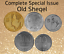 Israel-Complete-Set-Special-Issue-Hanukkah-amp-Faces-Lot-of-5-Old-Sheqel-Coins thumbnail 7