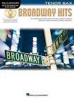 Tenor Saxophone Play-Along: Broadway Hits by Hal Leonard Corporation (Mixed media product, 2013)