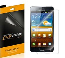 6X HD Clear Screen Protector Shield Cover Film For Samsung Galaxy S2 S II i9100