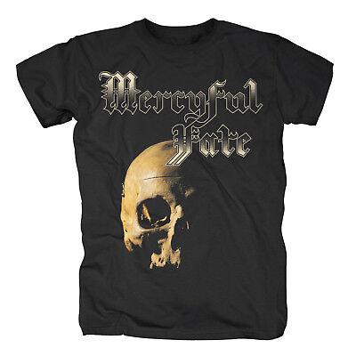 Mercyful Fate - Time T-shirt Eine Lange Historische Stellung Haben