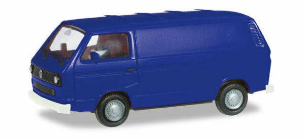 Herpa VW T3 Bus ultramarinblau 093149