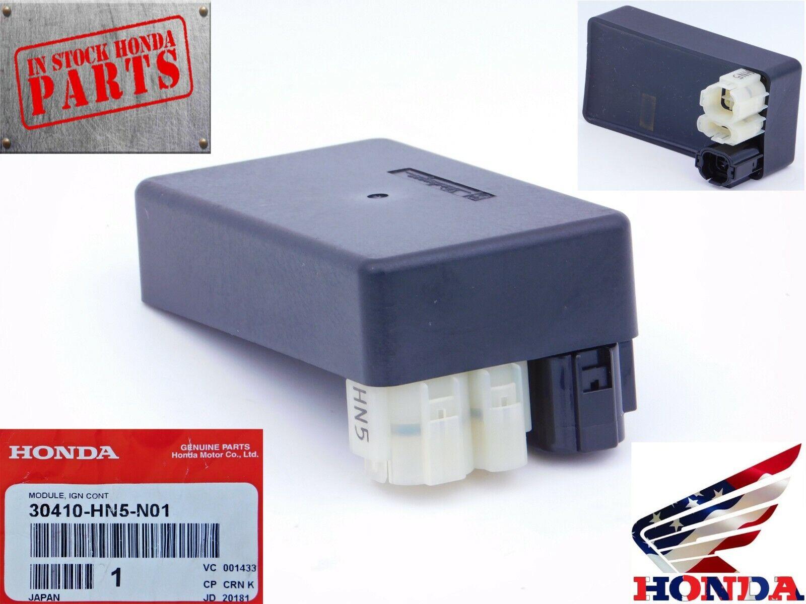 Unlimited Rider Ignition CDI Box 10 Pins DC For Honda TRX FE FM TE TM Rancher 350 2000-2005 Replace 30410-HN5-671 30400-HN5-305 30410-HN4-671 30400-HN4-305 30410-HN4-670 30410-HN5-670 30405-HN5-303