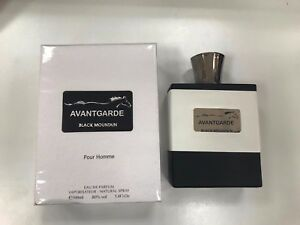 Free For Men Edp About 3 Perfume 1 Avantgarde 4ozPlus Black Details Mountain L4jA53R