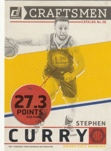 2019-20 PANINI DONRUSS NBA-Crunch Time Craftsmen Retro sélection//to choose