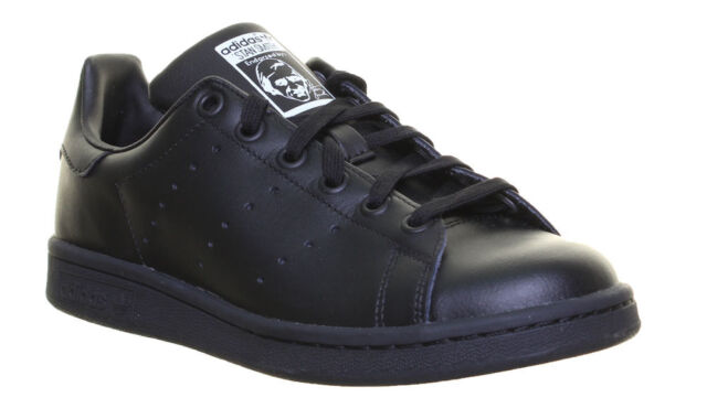 2855473a558 adidas Stan Smith J SNEAKERS Black M20604 36 Black for sale online ...