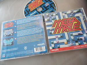 Details about MEGAMAZE ORIGINAL COMPLETE PHILLIPS CDi CD-i VIDEO GAME 1993  PAL EUR 3+