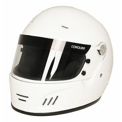 Snell SA2015 Approved Full Face Auto Racing Helmet