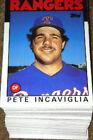 1986 Topps Pete Incaviglia #48T Baseball Card