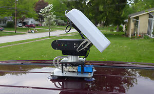 Fpv Automatic Antenna Tracker Car Roof Mount Base Long