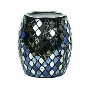Black-Teardrop-Electric-Wax-Warmer-Burner-amp-10-Handpoured-Scented-Melts-3106