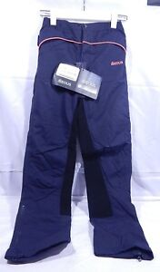 EOUS-Kid-Winchester-Windproof-Waterproof-Riding-Pants-NavY-PUMPKIN-T1