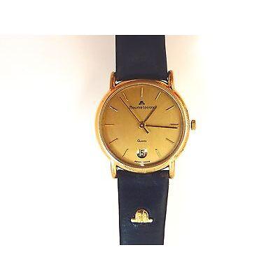 Maurice LACROIX Armbanduhr Damen gold 26 mm mit Original Armband 14 mm
