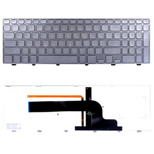 NEW KEYBOARD FOR DELL INSPIRON 15-7000 15-7537 NSK-LG0LN-A00