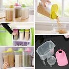 New Small Jar Capacity Food Container For Rice Bean Cereals Storage Box Tins Jar