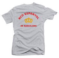 Rcd Espanyol Basic Logo Tee