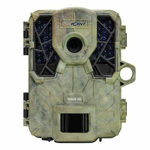 New Spypoint Force-XD Low Glow Infrared 12MP Game Trail Camera Auth  Dealer