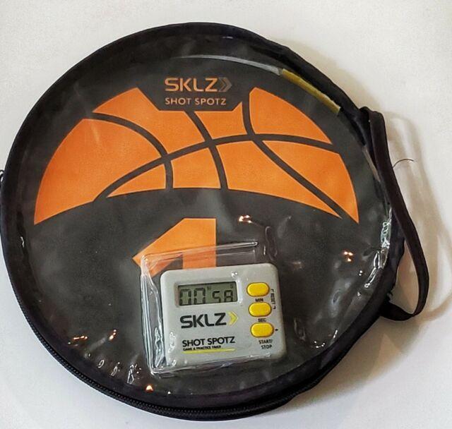 SKLZ Shot Spotz - Basketball Training Markers with bag
