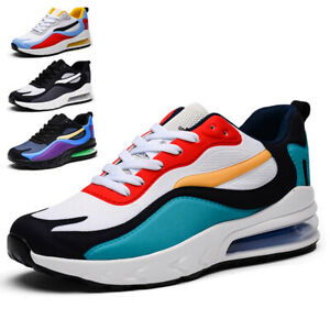 Men-039-s-Air-Cushion-Sneakers-Athletic-Outdoor-Sports-Casual-Tennis-Running-Shoes