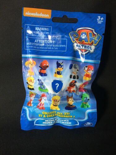 Please Read Description Paw Patrol Blind Bag Mini Figures Bags Open