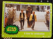 Journey to Star Wars: The Force Awakens #40 A Time For Celebration SLIME GREEN