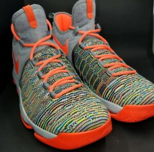 3b0d3a8009ac Image is loading NIKE-KD-9-ID-034-MULTI-COLOR-034-
