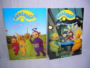 Teletubbies Coloring Book
