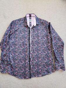 Claudio Lugli Couture Shirt Medium 39-40