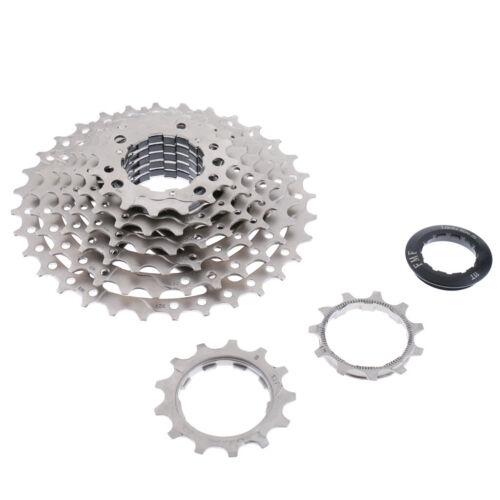 8//10//11 Speed 32-42T Cassette MTB Mountain Bike Bicycle Freewheel Sprocket