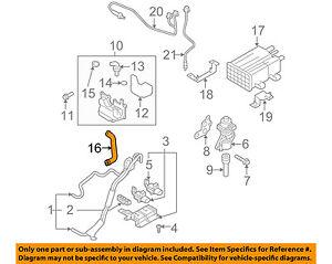 Mazda Oem 1012 Cx7 25ll4 Emissionpcv Vacuum Hose L37313895 Ebay. Is Loading Mazdaoem1012cx725l. Wiring. 2 5l Engine Emission Diagram At Scoala.co