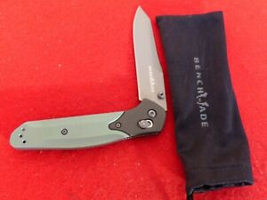 Benchmade Osborne Folding Knife CPM-M4 mint axis lock limited edition knife