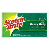 Scotch-brite Heavy Duty Scrub Sponge 1 Ea (pack Of 4) on sale