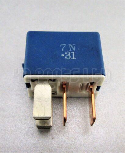 Multi-Purpose 4-Pin Blue Relay Denso 156700-3220 12V Japan 2008-2017 Suzuki