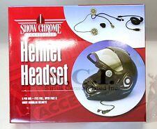 HONDA ST1300 GL1800 GL1500 GOLDWING V-STAR XVS1100 5 PIN DIN HELMET HEADSET