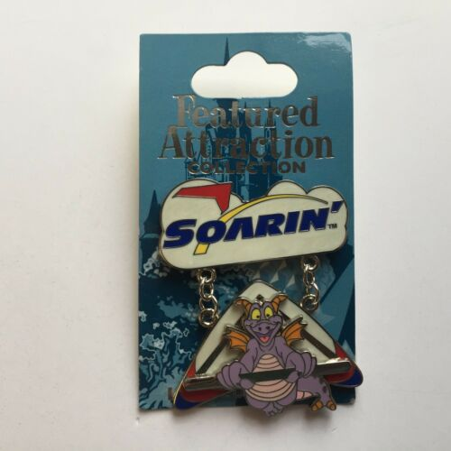 WDW Featured Attraction Collection Soarin/' Attraction LE 3000 Disney Pin 66349