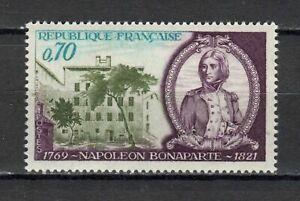 s25029-FRANCE-1969-MNH-200th-birthday-Napoleon-1v
