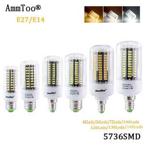 E27-E14-LED-Corn-Bulb-No-Flicker-110-220V-5736-SMD-12W-20W-35W-More-Bright-Light