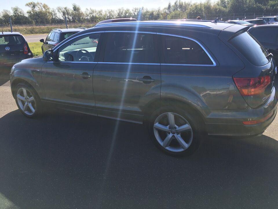 Audi Q7 4,2 TDi quattro Tiptr. Diesel 4x4 4x4 aut.