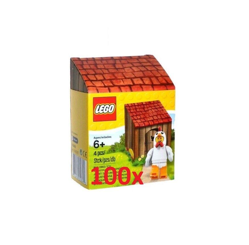 LEGO® 100x Easter Minifigure 5004468 - nouveau   FACTORY  SEALED - YEAR 2016  les derniers modèles