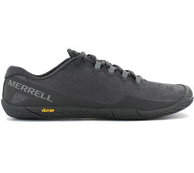 Merrell Vapor Glove 3 Luna Herren Barefoot Schuhe J97181 Barfußschuhe Grau Neu Grade Produkte Nach QualitäT